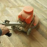 Hardwood Flooring Refinishing Process