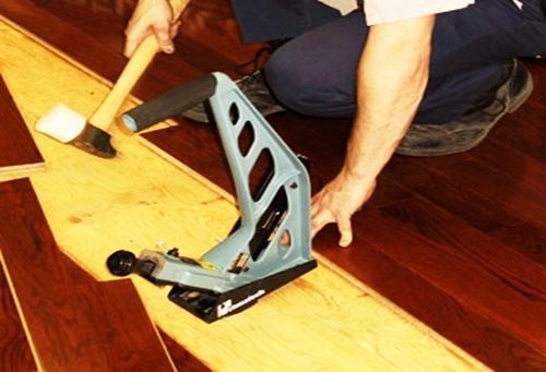 Hardwood Repair and Replacement